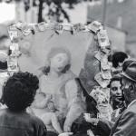 pellegrinaggio della madonna delle grazie anni 90