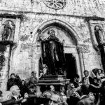 Processione dei serpari Cocullo 2001