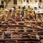 Tintoria Marocco 1987