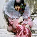 Venezia carnevale bimba 1985