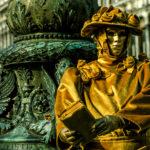 Venezia carnevale oro  1985
